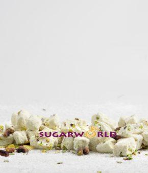 Çifte Kavrulmuş Sultan Antep Fıstıklı Lokum