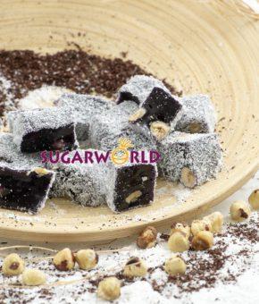 Kakao Aromalı Fındıklı Lokum