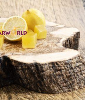Limon Aromalı Lokum