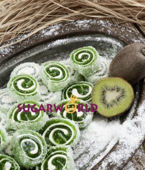 Special Kivi Aromalı Lokum