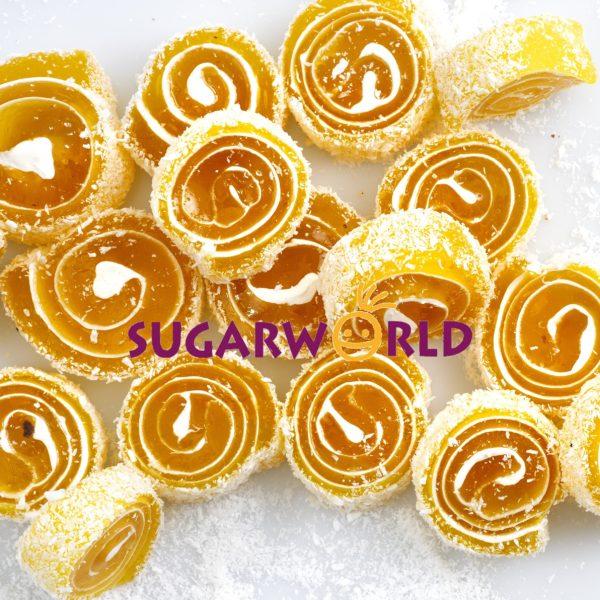 Special Limon Aromalı Lokum