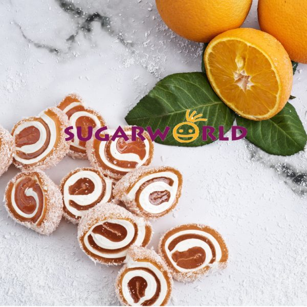 Special Portakal Aromalı Lokum